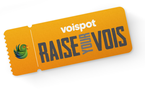 raise your vois